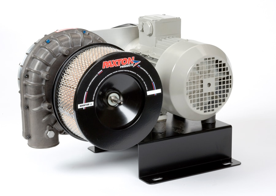 Air Knife Blower Systems : Air knife blowers solvair uk