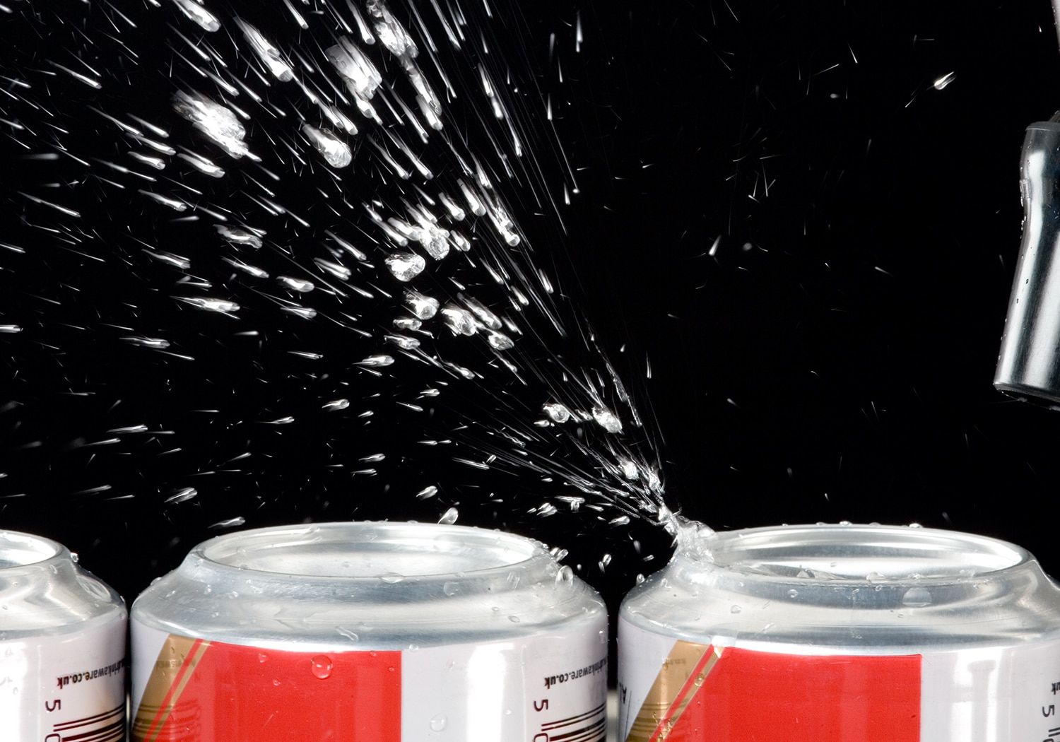 Drying Systems For Cans